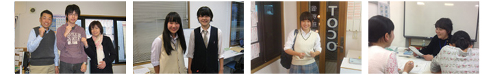 都内の個別学習塾「TOCO赤塚駅前校(東武練馬・板橋周辺)」の様子