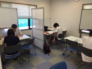 赤塚駅前校_復習教室